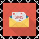 Sms Open Envelope Icon
