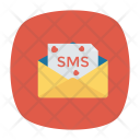 Sms Open Envelope Icon