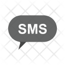Sms Bubble Chat Icon