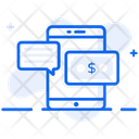 Sms Banking Internet Banking Mobile Banking Icon