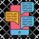 Sms Marketing Digital Marketing Online Marketing Icon