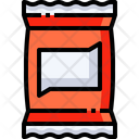 Snack Chip Junk Food Icon