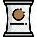 Snack Food Bag Icon