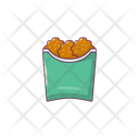 Snack Fastfood Eat Icon