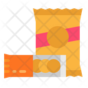 Snack Snacks Chips Icon