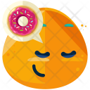 Snack thinking Icon