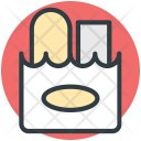 Snacks Food Pack Icon