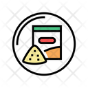 Snacks Department Store Icon