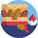Food Snacks Dessert Icon