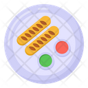 Food Meal Snacks Icon