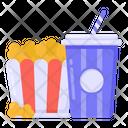Junk Food Fast Food Snacks Icon
