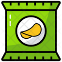 Snacks Packet Icon