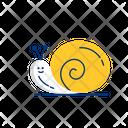 Snail Wildlife Spiral Icon