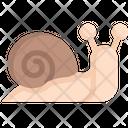 Snail Slug Animal Icon