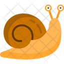 Snail Animal Icon