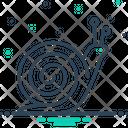 Snail Scrimshaw Conch Icon