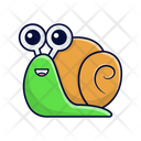 Snail Animal Shell Icon
