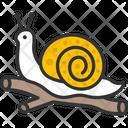 M Snail Icon