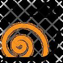 Snail Spring Slug Icon