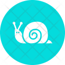 Snail Shell Sluggish Icon