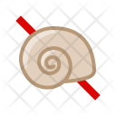 Snail Mollusk Allergy Icon