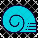 Snail Shell Vikings Icon