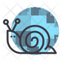 Snail Mollusc Sluggish Icon