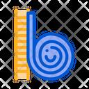 Snail Creeping Icon