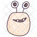 Snail Monster Icon