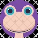 Snake Reptile Wildlife Icon