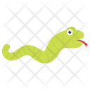 Snake Serpent Viper Icon