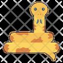Snake Animal Zoo Icon
