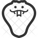 Snake Nature Beast Icon