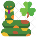 Snake Poison Reptile Icon