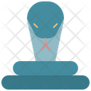 Snake Carrier Reptiles Icon