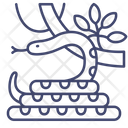 Serpent Animal Wild Icon