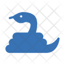 Snake Reptile Forest Icon
