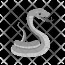 Snake Animal Wildlife Icon