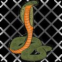 Snake Drawing Icon