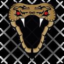 Snake Mascot Snake Face Serpentes Face Icon