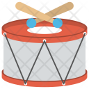 Drum Music Snare Icon