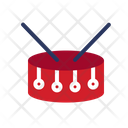 Snare Drum Drum Music Instrument Icon