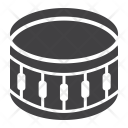 Snare Drum Beat Icon