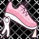 Sneaker Running Shoe Gym Shoe Icon
