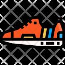 Shoe Sneaker Sport Icon