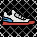Sneaker Feet Long Icon