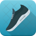 Sneaker Shoes Footwear Icon