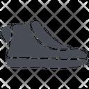 Footwear Shoes Sneaker Icon