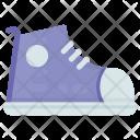 Sneaker Footwear Boot Icon