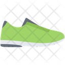 Sport Sneakers Shoes Icon